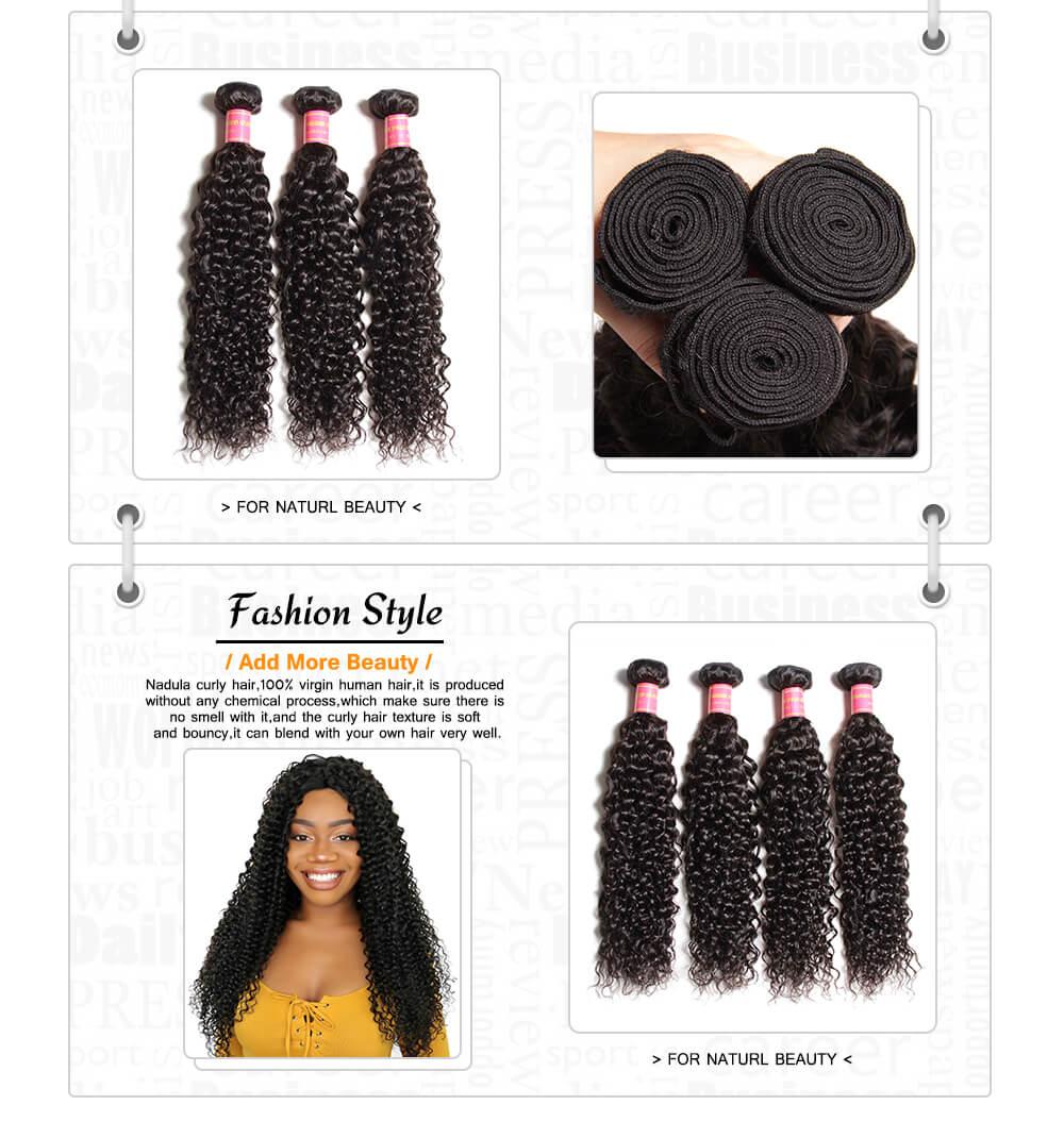 curly brazilian hair