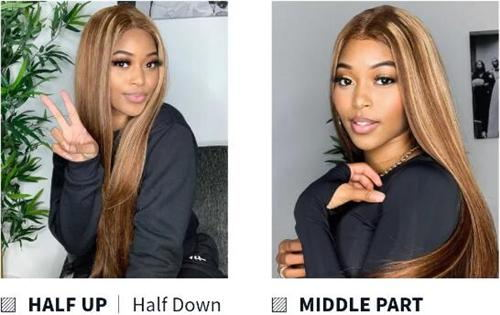 613 brown wigs