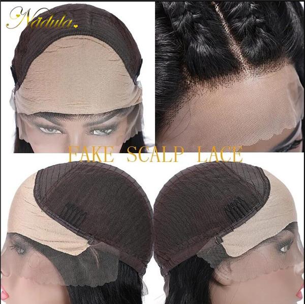 fake scalp lace