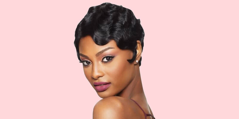 Finger Wave&Its Different Types
