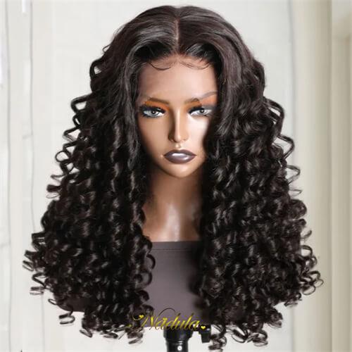 funmi curl hair wig
