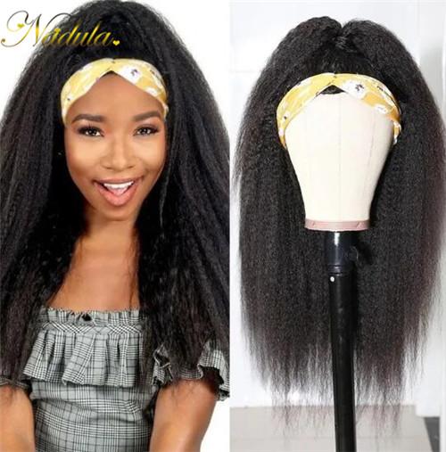 kinky half wigs