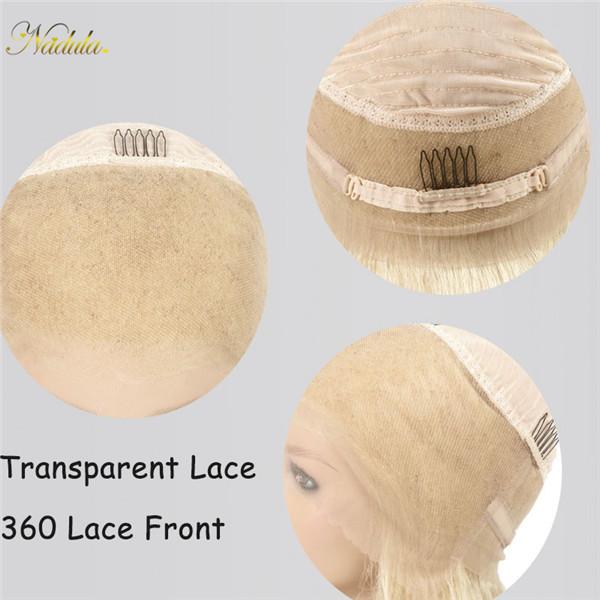 nadula transparent lace 360