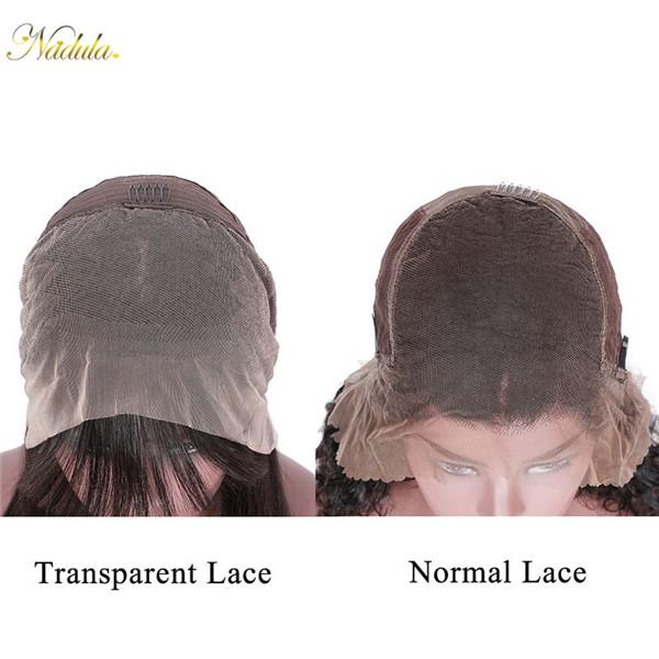transparent lace vs normal lace