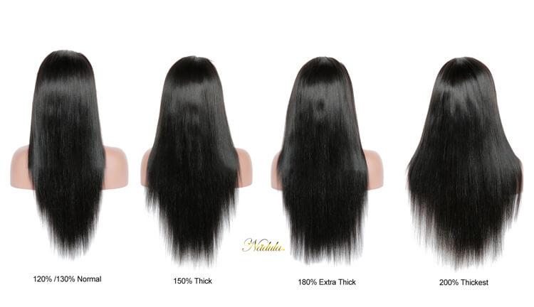 wig density chart