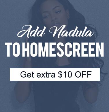 Add Nadula To Homescreen