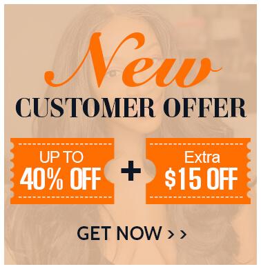 New Customer Exclusvie Offers